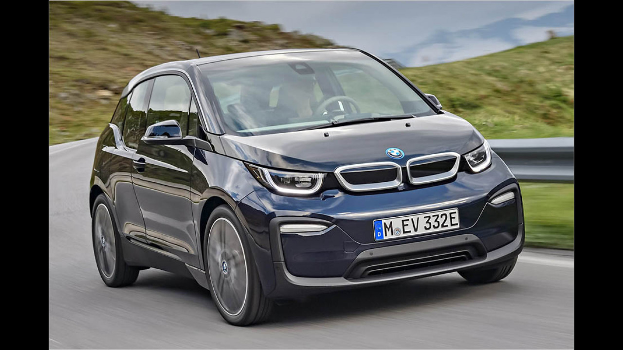 BMW i3: bis zu 300 km/h
