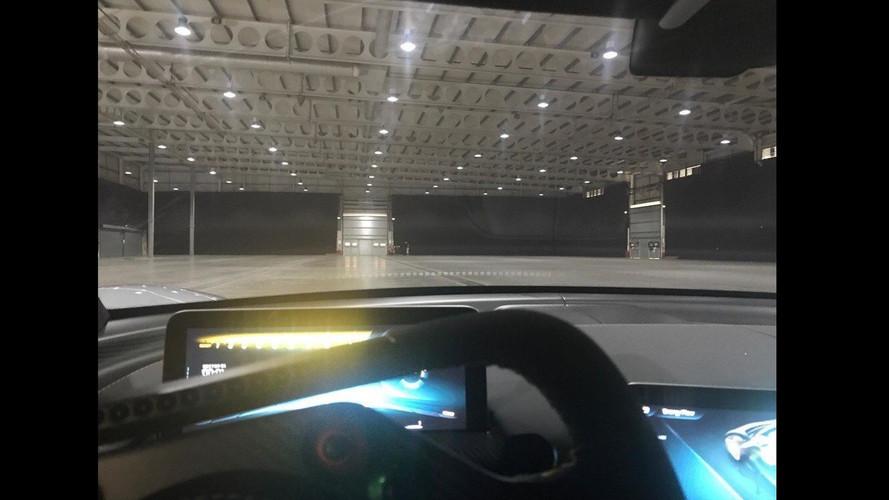 Ezt látod majd, ha beülsz a Mercedes-AMG Project One-ba