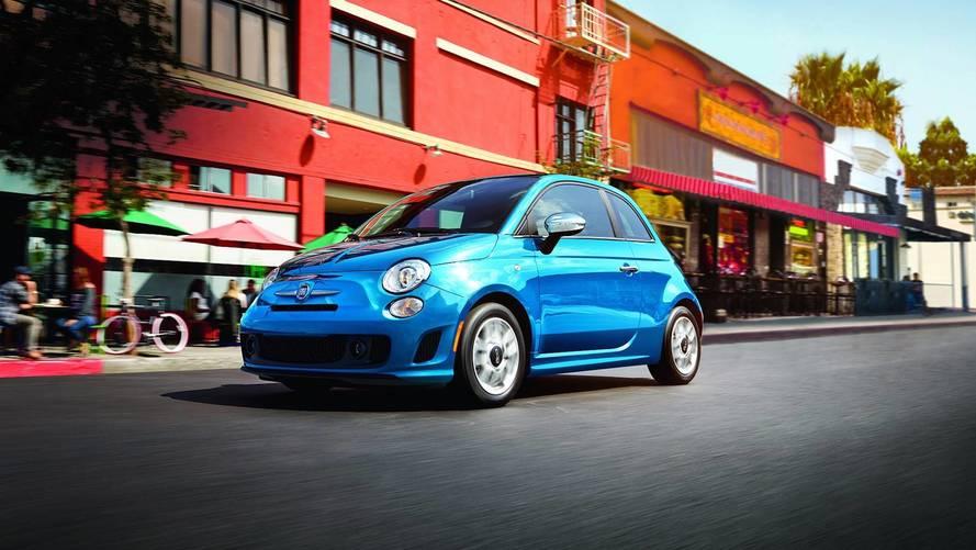 Fiat 500 2018 - Estados Unidos