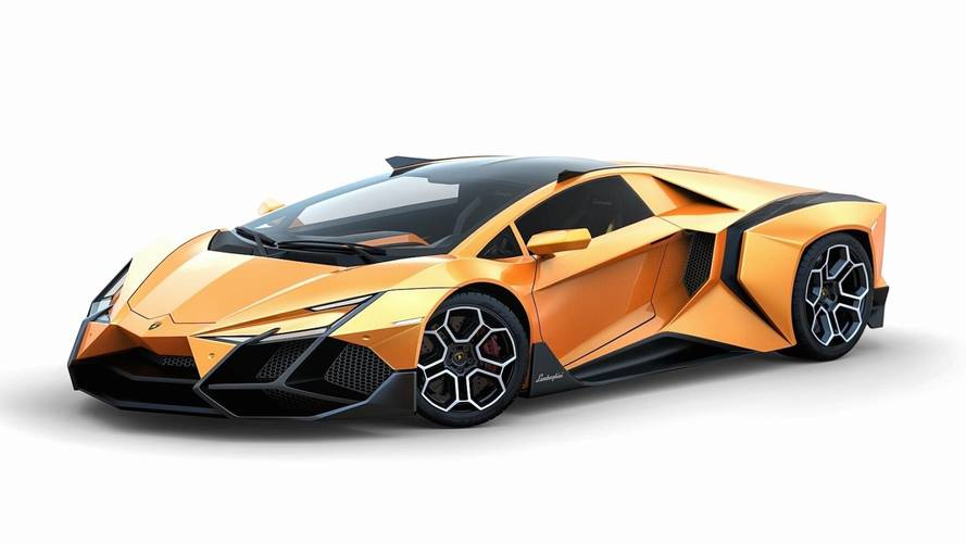 Lamborghini Forsennato Hypercar Is Edgy, Even By Italian Standards