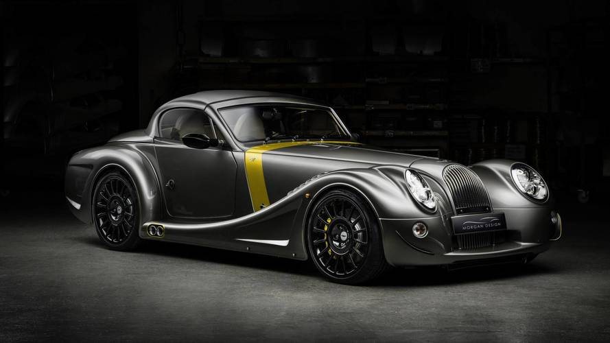 First Morgan Aero GT Set For Scotland