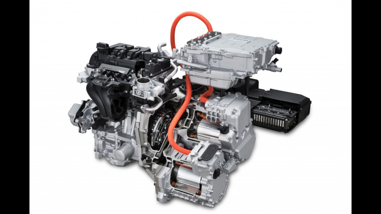Nissan e-POWER 001