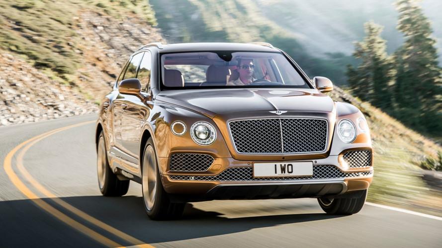 Bentley Bentayga correrà la Pikes Peak 2018