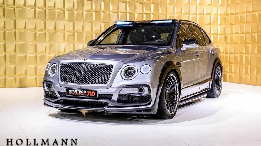 Startech, Bentley Bentayga'yı daha da gelişmiş hale getiriyor