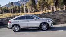 Mercedes-AMG GLE 63 S Coupe – 4.2 saniye