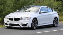 Makyajlı BMW M4 casus fotoğrafları
