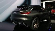 Infiniti QX Inspiration Concept Paris Motor Show
