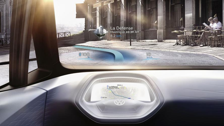 vw i d concept points to the future boasts 326 mile ev range. Black Bedroom Furniture Sets. Home Design Ideas