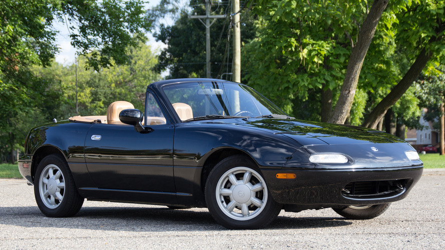 Burgess: Heel-toe love for my 1993 Mazda Miata