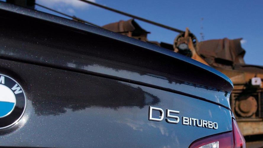 D5 Bi-Turbo Limousine