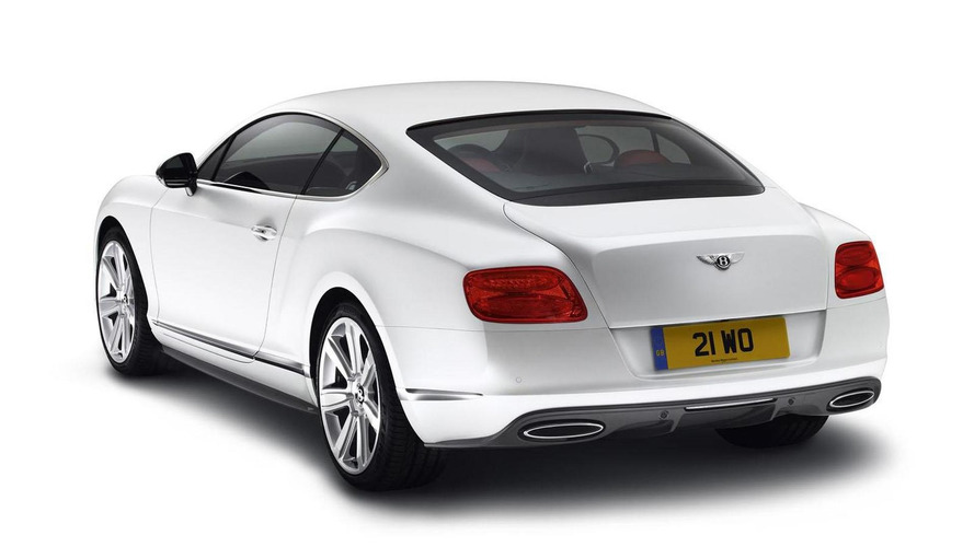 Bentley Continental GT2 under development - report