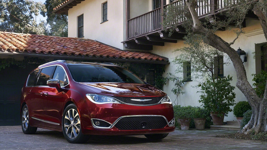 2017 Chrysler Pacifica MPG numbers are in, and they're good