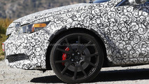 Honda Civic Type R sedan spy photo