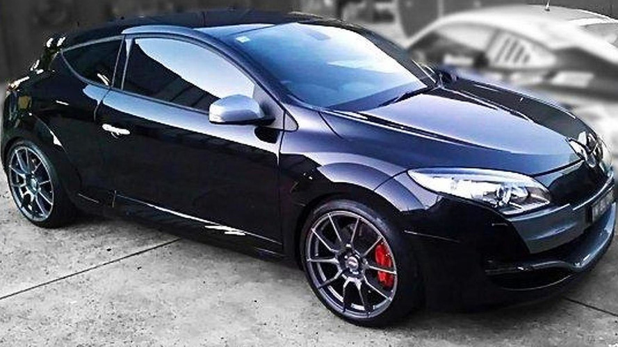 RENM RS 250 Black Edition based on the Renault Megane RS