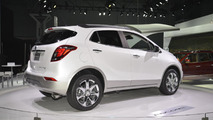 2017 Buick Encore live in New York