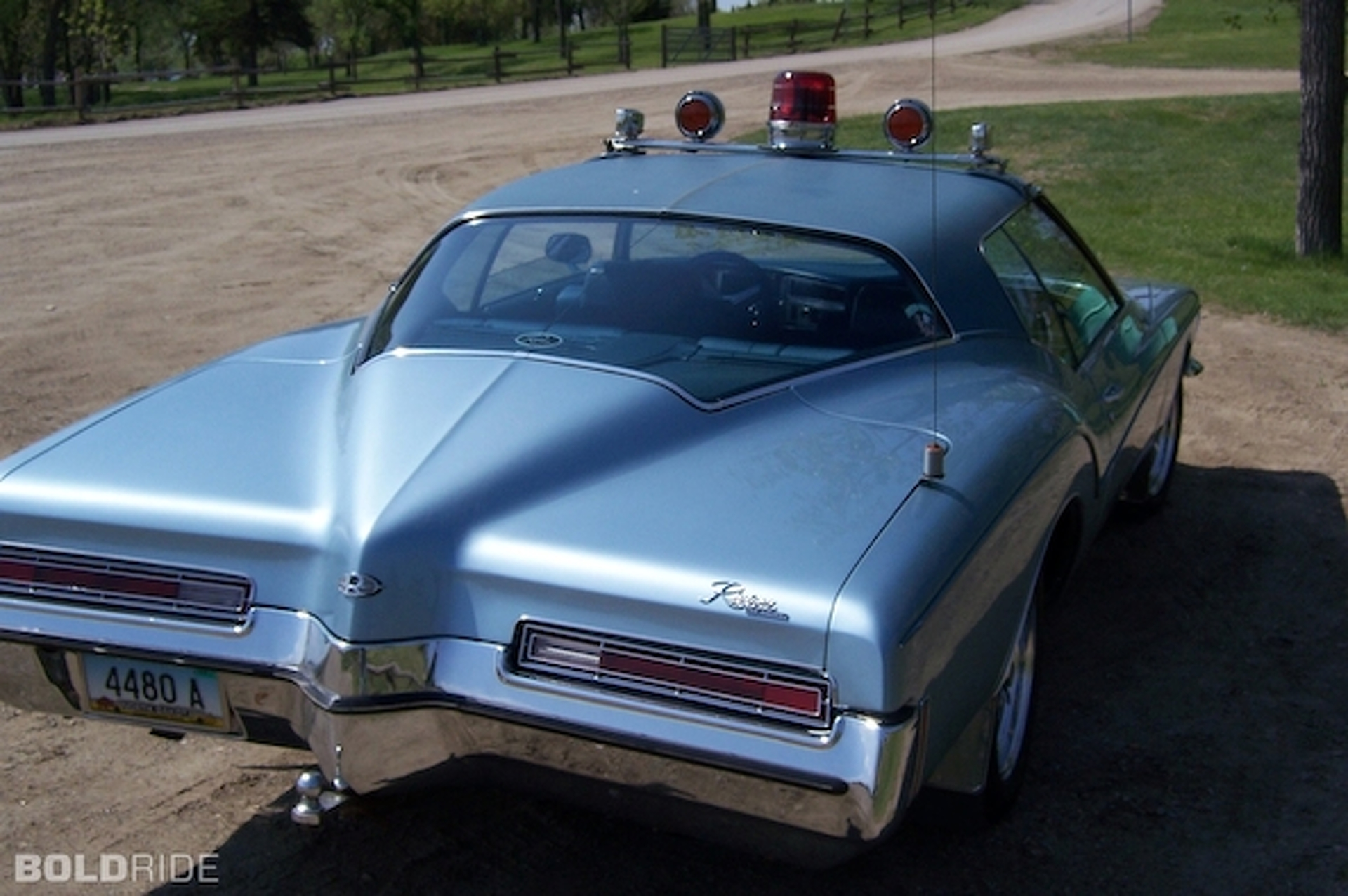 Your Ride: 1972 Buick Riviera Cop Car