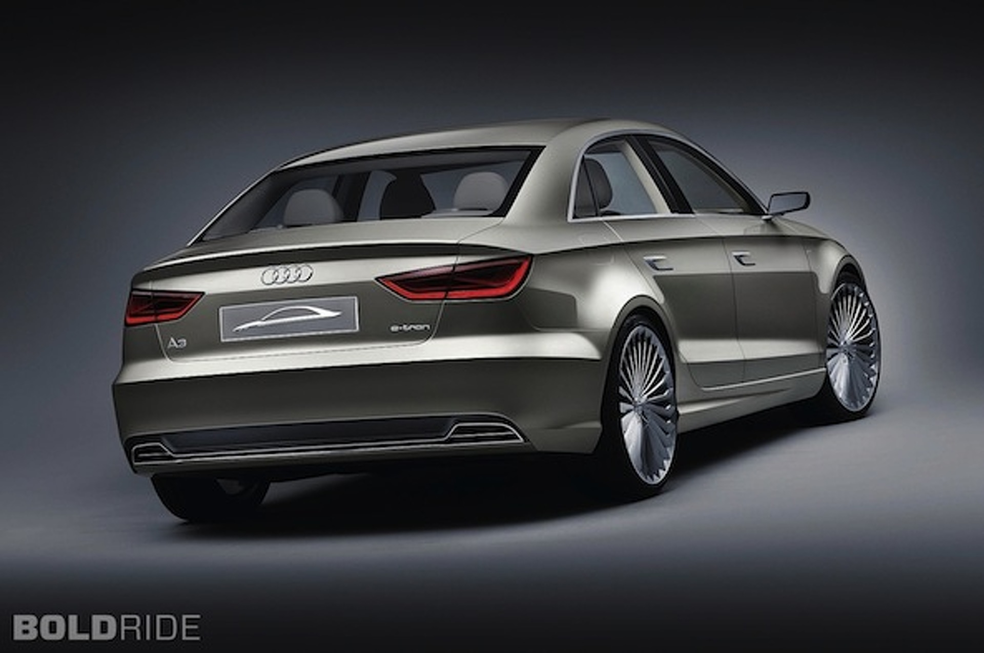 Audi A3 e-tron Planned for 2015 Launch