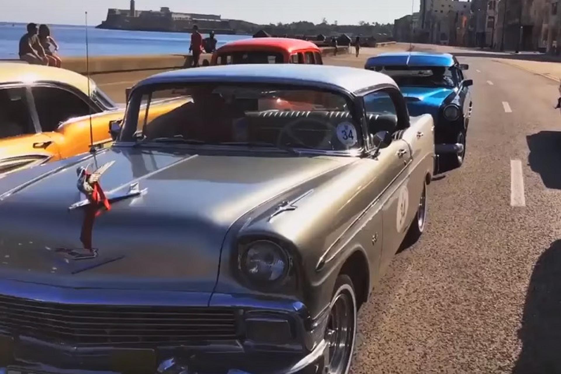 'Fast & Furious 8' Begins Filming in Cuba