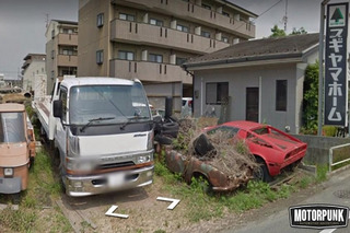 Treasure Trove of European Cars Abandoned in Japan