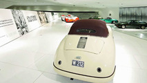 """Special exhibition """"100 Years of Ferry Porsche"""" at the Porsche-Museum"""