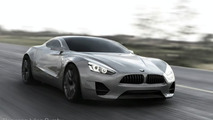 BMW SX Concept by Iulian Bumbu