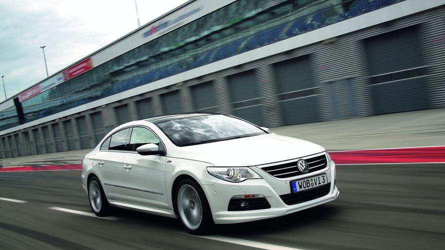 Volkswagen Passat CC R-Line adds a Sportier Touch