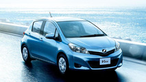 2012 Toyota Yaris / Vitz - 12.22.2010