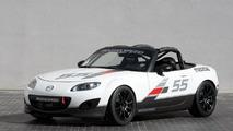 Mazda MX-5 Cup Car - SEMA 2010