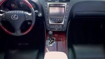 Lexus GS 350 F-Sport by TRD - SEMA 2009
