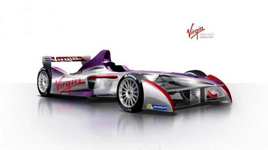 Virgin announces Formula E entry