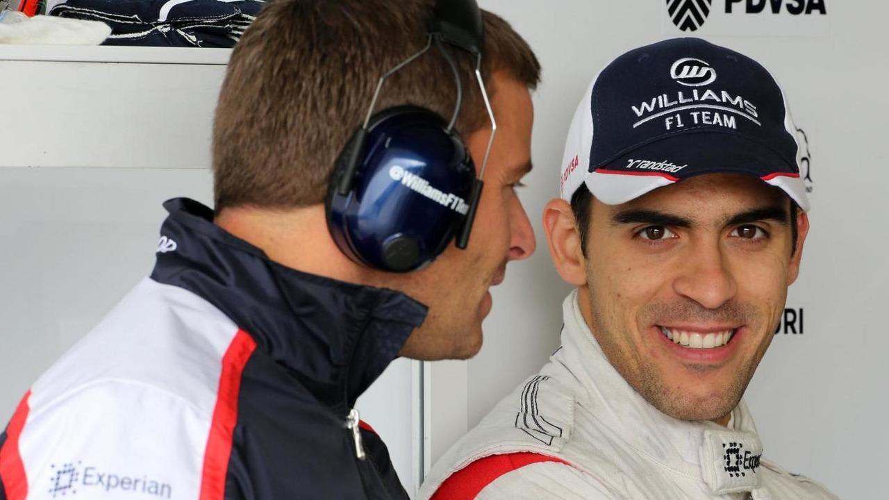 Pastor Maldonado 15.11.2013 United States Grand Prix