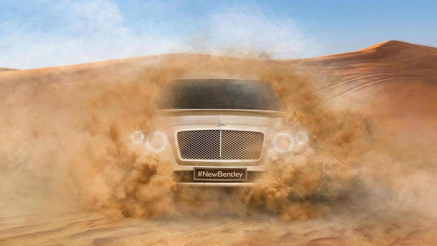 Bentley confirms plans to offer a plug-in hybrid in 2017