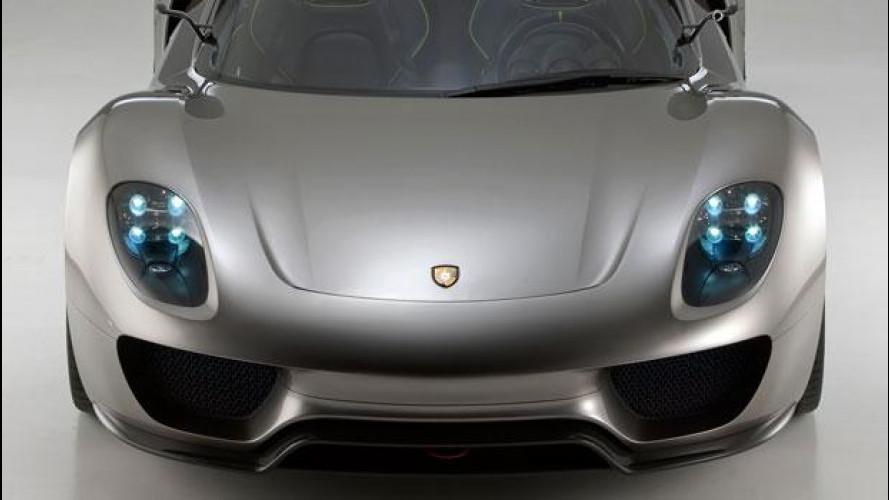 Porsche 960, la sportiva a motore centrale