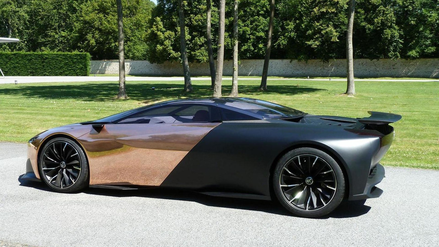 Peugeot Onyx concept headed to Goodwood, one lucky fan can ride shotgun