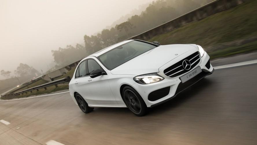 Mercedes-Benz C300 Sport