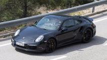 Porsche 911 Turbo 992 Casus Fotoğrafları
