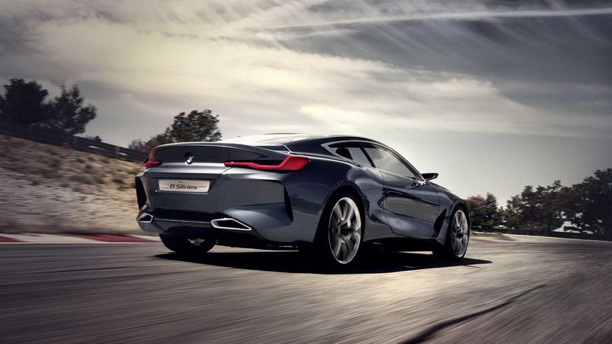 El BMW Serie 8 Concept 2017 ya es oficial (con fotos y vídeo)