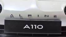 2017 - Alpine A110 Première Édition Live Genève
