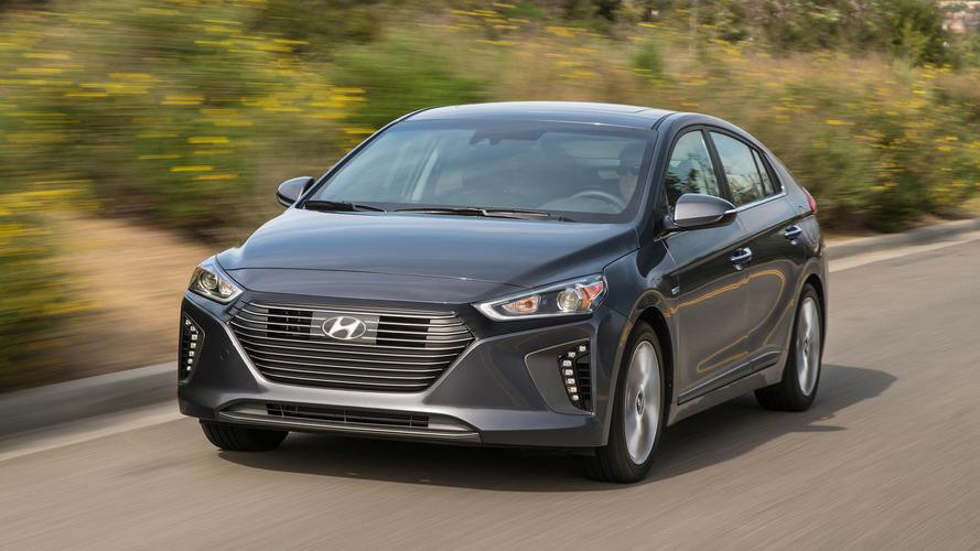 Hyundai IONIC Hybrid Türkiye pazarında