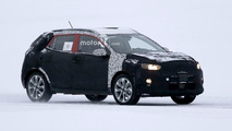 2018 Kia Stonic spy photo