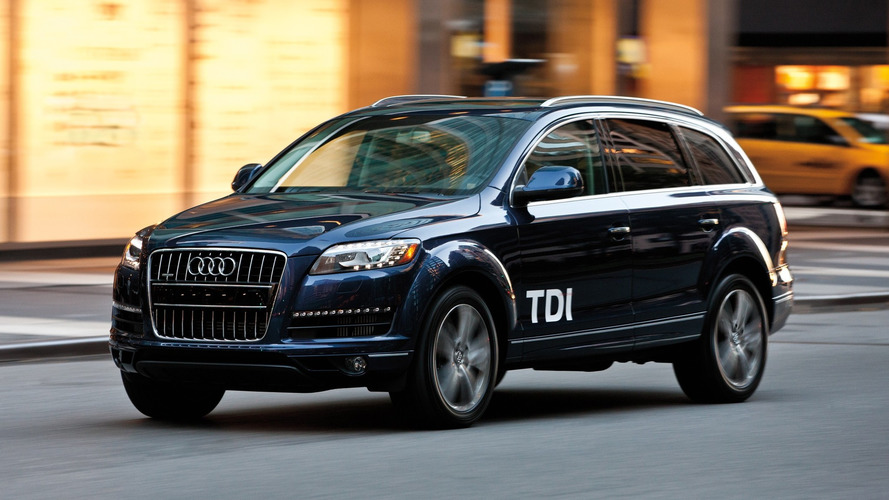 Audi voluntarily recalls up to 850000 diesel vehicles