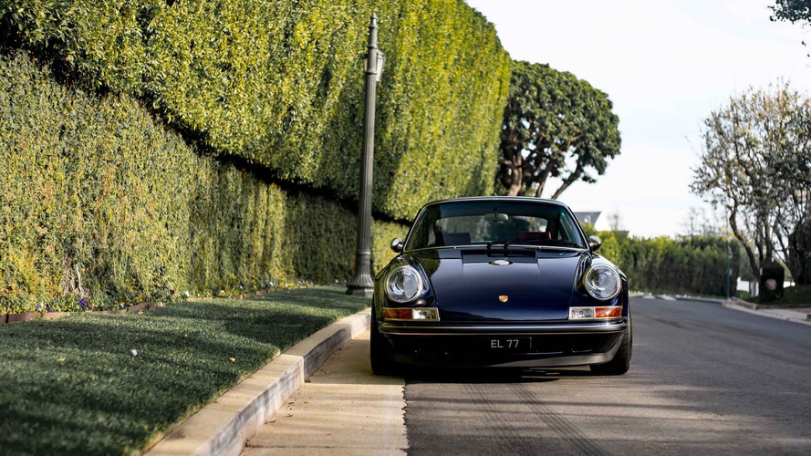 """Monaco"" Porsche 911 Reimagined by Singer"