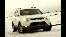 Hyundai Veracruz ganha motor a diesel mais potente no mercado europeu