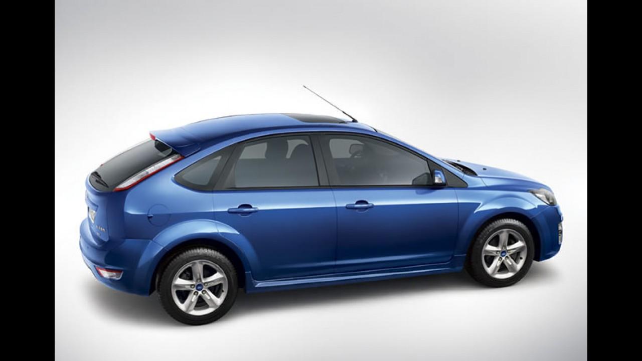 Ford Focus é relançado na China como Focus Classic - Preços começam em R$ 30.526