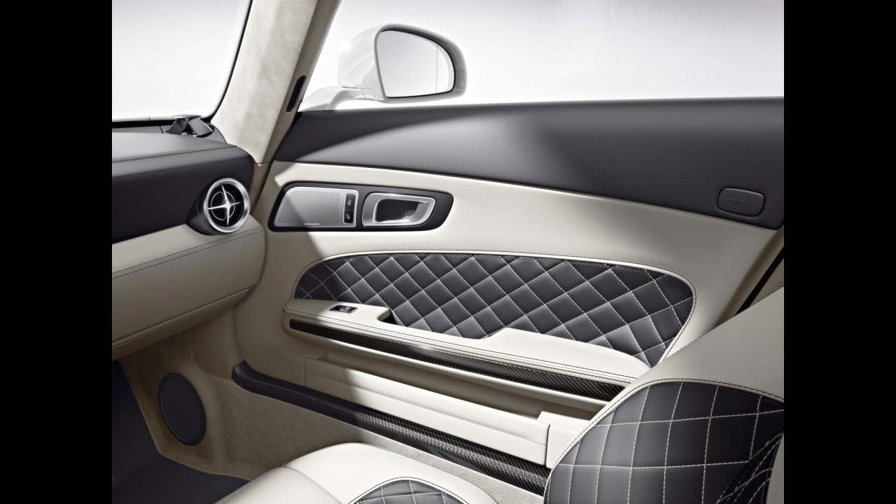 Mercedes-Benz SLS AMG ganha melhorias e sobrenome GT