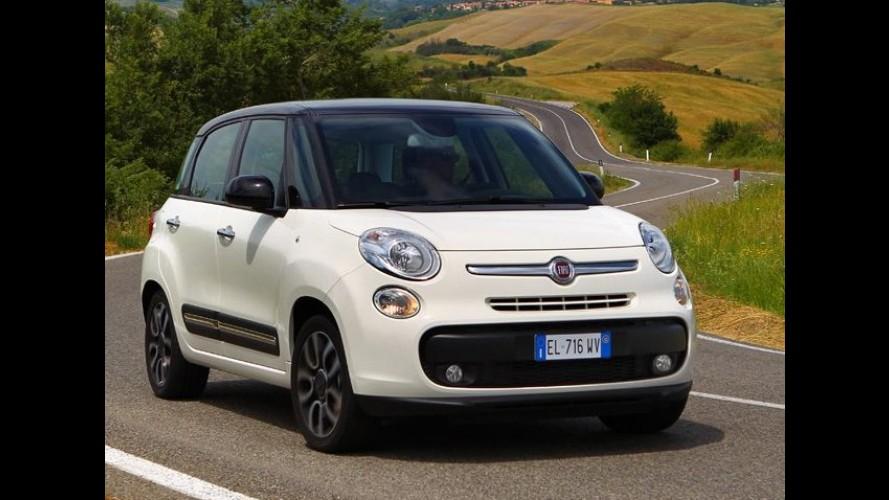 Fiat planeja versão Abarth do 500L com motor 1.4 Turbo de 165 cv e câmbio de dupla embreagem