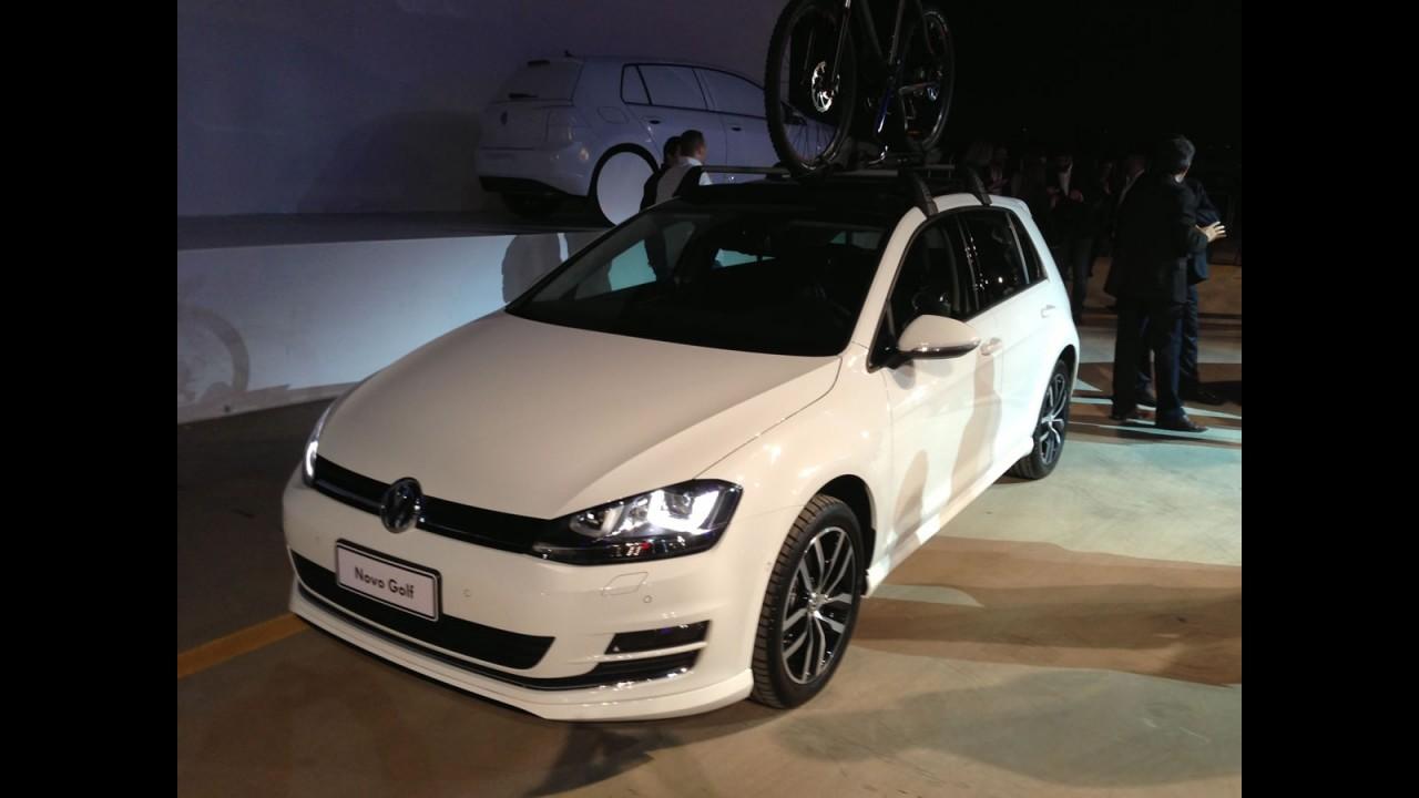 Novo Golf terá preço na faixa dos R$ 70 mil na versão 1.4 TSI e R$ 110 mil na GTI