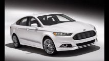 Oficial: Ford Fusion 2013 é revelado