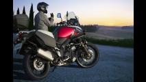 Suzuki apresenta nova V-Strom 1000 com freios ABS e controle de tração