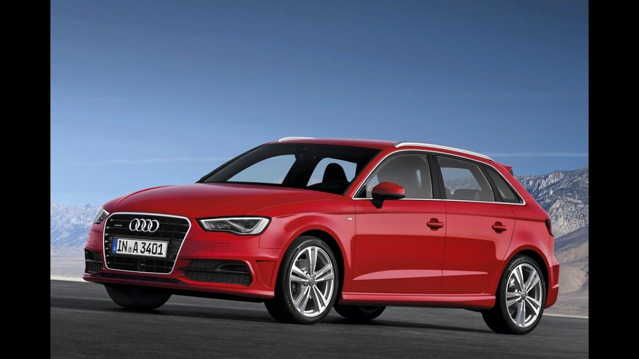 Audi lançará monovolume baseado no A3 Sportback em 2015
